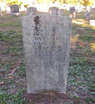 FANNING, ALFRED - Suffolk County, New York | ALFRED FANNING - New York Gravestone Photos