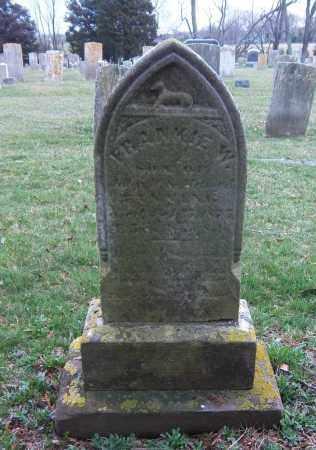 FANNING, FRANKIE - Suffolk County, New York | FRANKIE FANNING - New York Gravestone Photos