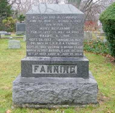 FANNING, MARY - Suffolk County, New York | MARY FANNING - New York Gravestone Photos