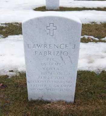 FEBRIZIO, LAWRENCE J - Suffolk County, New York | LAWRENCE J FEBRIZIO - New York Gravestone Photos