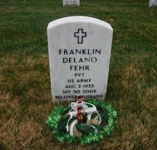 FEHR, FRANKLIN DELANO - Suffolk County, New York | FRANKLIN DELANO FEHR - New York Gravestone Photos