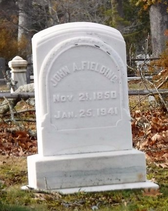 FIELDING, JOHN A - Suffolk County, New York | JOHN A FIELDING - New York Gravestone Photos