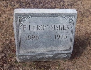 FISHER, F. LEROY - Suffolk County, New York | F. LEROY FISHER - New York Gravestone Photos