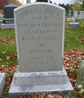 FORDHAM, LYDIA - Suffolk County, New York | LYDIA FORDHAM - New York Gravestone Photos