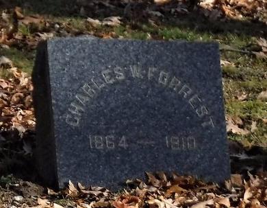 FORREST, CHARLES W - Suffolk County, New York   CHARLES W FORREST - New York Gravestone Photos