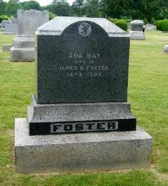 FOSTER, ADA MAY - Suffolk County, New York   ADA MAY FOSTER - New York Gravestone Photos