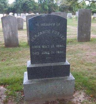 FOSTER, BENJAMIN - Suffolk County, New York | BENJAMIN FOSTER - New York Gravestone Photos