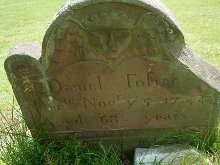 FOSTER, DANIEL - Suffolk County, New York | DANIEL FOSTER - New York Gravestone Photos