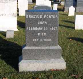 FOSTER, ERASTUS - Suffolk County, New York | ERASTUS FOSTER - New York Gravestone Photos