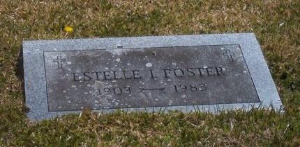 FOSTER, ESTELLE - Suffolk County, New York | ESTELLE FOSTER - New York Gravestone Photos