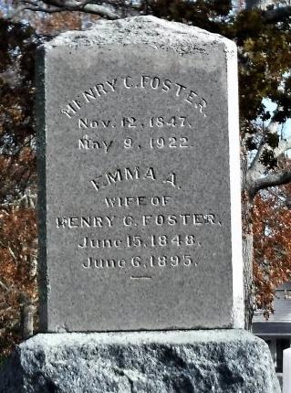 FOSTER, HENRY C - Suffolk County, New York   HENRY C FOSTER - New York Gravestone Photos