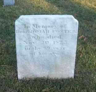 FOSTER, JOSIAH - Suffolk County, New York | JOSIAH FOSTER - New York Gravestone Photos