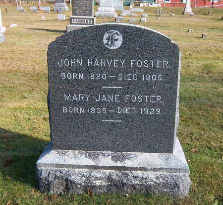 FOSTER, MARY JANE - Suffolk County, New York | MARY JANE FOSTER - New York Gravestone Photos