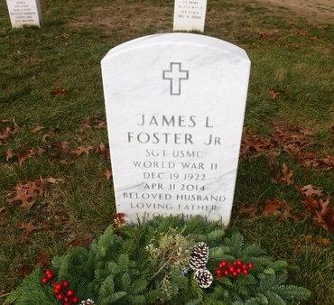FOSTER, JAMES L - Suffolk County, New York   JAMES L FOSTER - New York Gravestone Photos