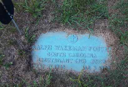 FOSTER, RALPH WAKEMAN - Suffolk County, New York | RALPH WAKEMAN FOSTER - New York Gravestone Photos