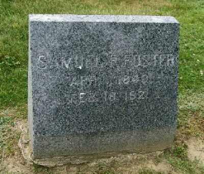 FOSTER, SAMUEL P. - Suffolk County, New York | SAMUEL P. FOSTER - New York Gravestone Photos
