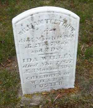 FOSTER, WILLIAM FLETCHER - Suffolk County, New York | WILLIAM FLETCHER FOSTER - New York Gravestone Photos