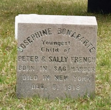 FRENCH, JOSEPHINE BONAPARTE - Suffolk County, New York | JOSEPHINE BONAPARTE FRENCH - New York Gravestone Photos