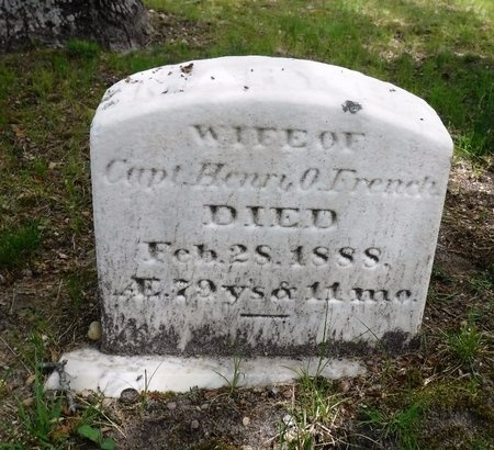 FRENCH, MARY - Suffolk County, New York   MARY FRENCH - New York Gravestone Photos