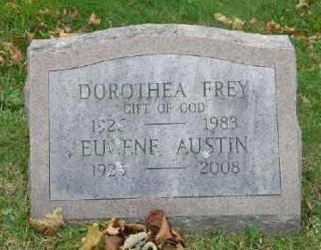 AUSTIN, DOROTHEA - Suffolk County, New York | DOROTHEA AUSTIN - New York Gravestone Photos