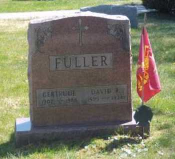 FULLER, GERTRUDE - Suffolk County, New York | GERTRUDE FULLER - New York Gravestone Photos