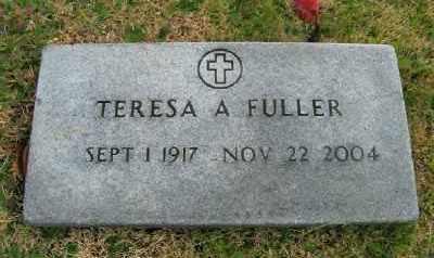 FULLER, TERESA A - Suffolk County, New York   TERESA A FULLER - New York Gravestone Photos