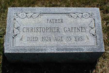 GAFFNEY, CHRISTOPHER - Suffolk County, New York | CHRISTOPHER GAFFNEY - New York Gravestone Photos