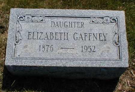 GAFFNEY, ELIZABETH - Suffolk County, New York | ELIZABETH GAFFNEY - New York Gravestone Photos