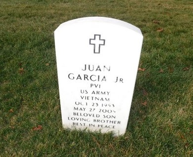 GARCIA (VN), JUAN, JR - Suffolk County, New York | JUAN, JR GARCIA (VN) - New York Gravestone Photos