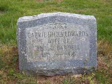 GARDELL, CARRIE - Suffolk County, New York | CARRIE GARDELL - New York Gravestone Photos