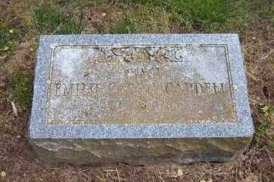 GARDELL, EMILIE CARRIE - Suffolk County, New York | EMILIE CARRIE GARDELL - New York Gravestone Photos