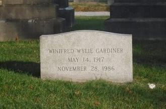 GARDINER, WINIFRED - Suffolk County, New York | WINIFRED GARDINER - New York Gravestone Photos