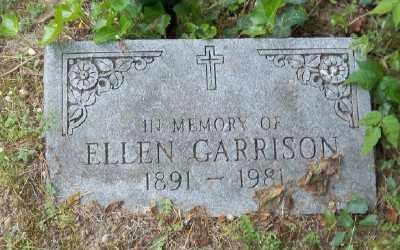 GARRISON, ELLEN - Suffolk County, New York   ELLEN GARRISON - New York Gravestone Photos