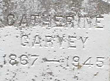 GARVEY, CATHERINE - Suffolk County, New York | CATHERINE GARVEY - New York Gravestone Photos
