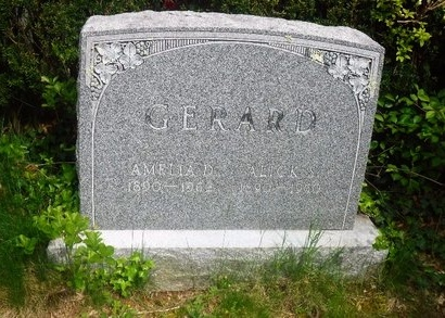 GERARD, ALICK S - Suffolk County, New York | ALICK S GERARD - New York Gravestone Photos