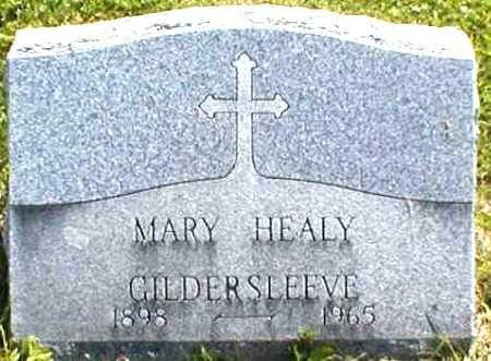 HEALY GILDERSLEEVE, MARY - Suffolk County, New York | MARY HEALY GILDERSLEEVE - New York Gravestone Photos