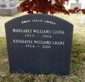GRANT, KATHARINE - Suffolk County, New York | KATHARINE GRANT - New York Gravestone Photos