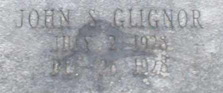 GLIGNOR, JOHN S. - Suffolk County, New York | JOHN S. GLIGNOR - New York Gravestone Photos