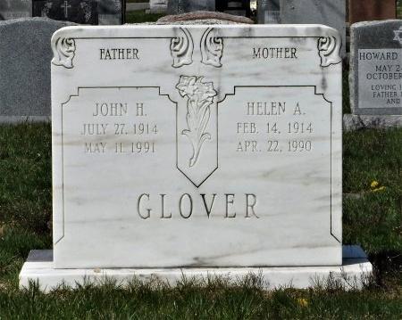 GLOVER, HELEN A - Suffolk County, New York   HELEN A GLOVER - New York Gravestone Photos