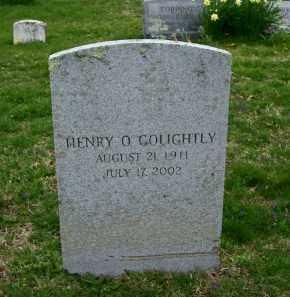 GOLIGHTLY, HENRY O. - Suffolk County, New York | HENRY O. GOLIGHTLY - New York Gravestone Photos