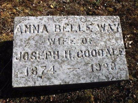 GOODALE, ANNA BELLE - Suffolk County, New York   ANNA BELLE GOODALE - New York Gravestone Photos