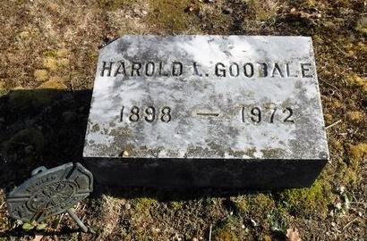 GOODALE, HAROLD L - Suffolk County, New York | HAROLD L GOODALE - New York Gravestone Photos