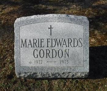 EDWARDS, MARIE - Suffolk County, New York | MARIE EDWARDS - New York Gravestone Photos