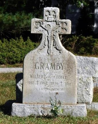GRAMBY, WILBERT - Suffolk County, New York | WILBERT GRAMBY - New York Gravestone Photos