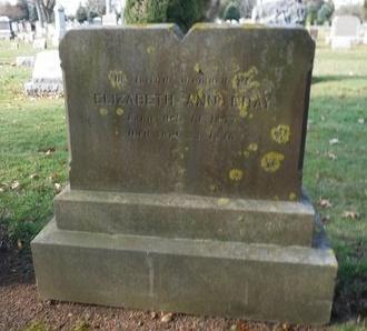 GRAY, ELIZABETH ANN - Suffolk County, New York | ELIZABETH ANN GRAY - New York Gravestone Photos