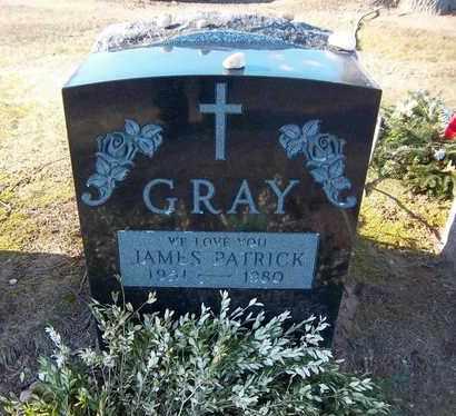 GRAY, JAMES PATRICK - Suffolk County, New York | JAMES PATRICK GRAY - New York Gravestone Photos