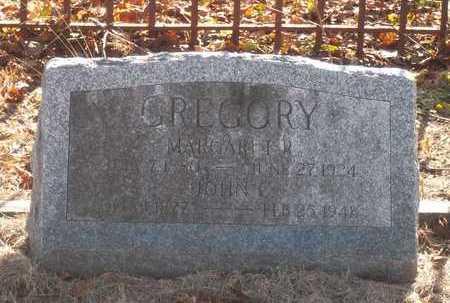 GREGORY, MARGARET R - Suffolk County, New York | MARGARET R GREGORY - New York Gravestone Photos