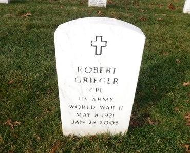 GRIEGER, ROBERT - Suffolk County, New York   ROBERT GRIEGER - New York Gravestone Photos