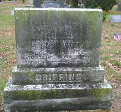 GRIFFING, CHARRY B. - Suffolk County, New York | CHARRY B. GRIFFING - New York Gravestone Photos