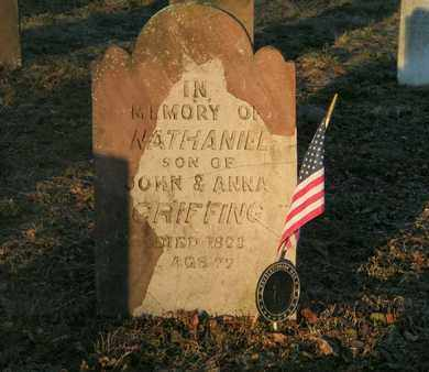 GRIFFING, NATHANIEL - Suffolk County, New York | NATHANIEL GRIFFING - New York Gravestone Photos